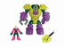 fisher-price imaginext super friends luthor mech