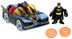 fisher-price imaginext super friends batmobile lights