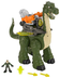 imaginext mega apatosaurus world action excitement