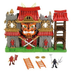 fisher imaginext samurai castle child imagine