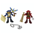 imaginext pirate ship captain officer action