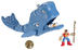 fisher-price imaginext pirate whale imagine world