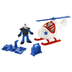 fisher-price imaginext city helicopter medic