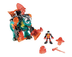 fisher-price imaginext allosaurus dino removable gear