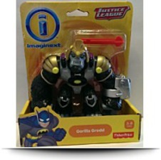 Fisher Price Imaginext Justice League