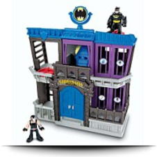 Imaginext Batman Gotham Jail