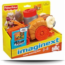 Imaginext Castle Battering Ram