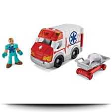 Imaginext City Ambulance