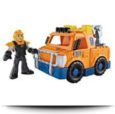 Imaginext City Tow Truck