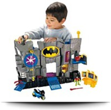Buy Now Imaginext Dc Super Friends Batcave