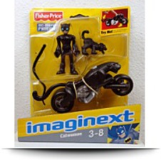 Imaginext Dc Super Friends Catwoman