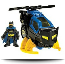 Imaginext Dc Super Friends Helicopter