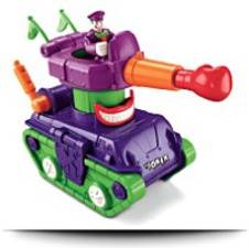 Buy Now Imaginext Dc Super Friends Joker Tank