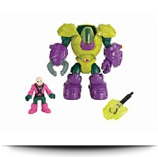 Imaginext Dc Super Friends Lex Luthor