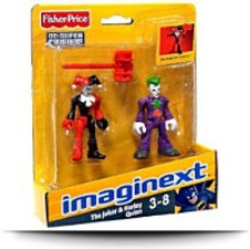 Imaginext Dc Super Friends The Joker