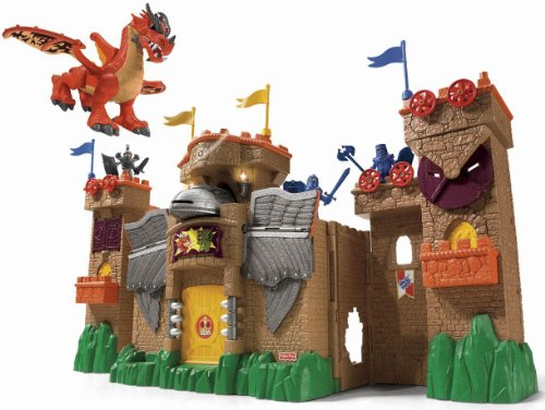 fisher price imaginext dinosaur mountain instructions