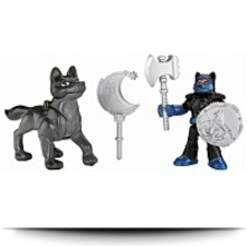 Imaginext Eagle Talon Castle Knight