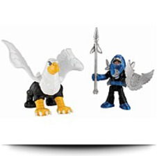 Imaginext Knight And Phoenix