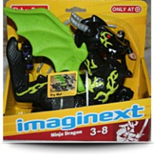 Imaginext Ninja Dragon