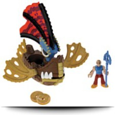 Imaginext Pirate Skiff