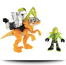 Imaginext Raptor