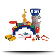 Imaginext Rescue City Air Tower