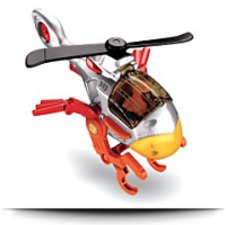 Imaginext Sky Racers Hawk Copter