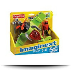 Imaginext Sky Racers Sea Stinger