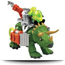 Imaginext Triceratops Dino