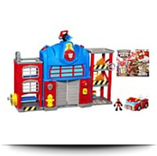 Rescue Bots Playskool Heroes Fire Station