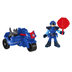 fisher-price imaginext city police cycle