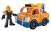 imaginext city truck stranded driver needs