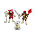 imaginext pirate ship skeleton captain officer
