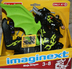 fisher imaginext ninja dragon imagine world