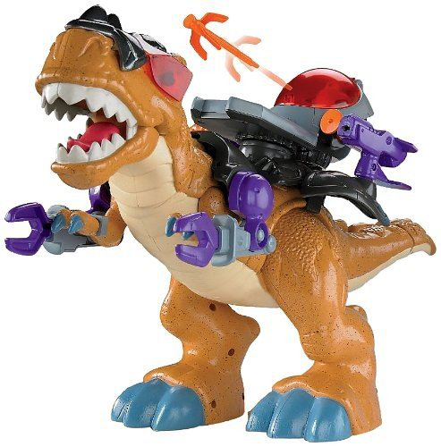 Imaginext Mega Trex