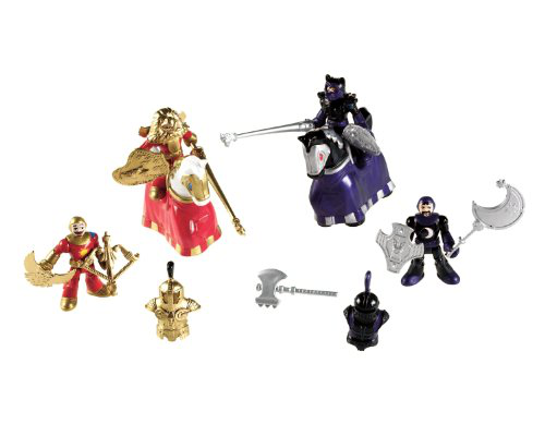 Imaginext Good Vs Bad Knights