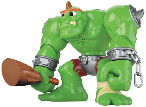 Imaginext Eagle Talon Castle Ogre