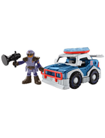 Imaginext City Police Car